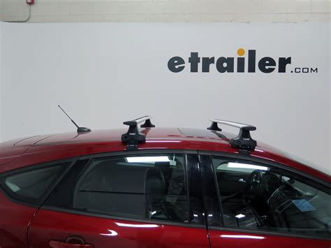 Roof Rack Ford Focus 2013 by Thule Roof Rack For 2013 Ford Focus Etrailer