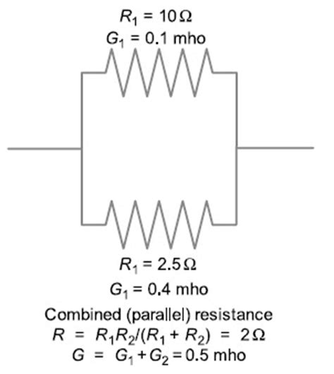 four 20 ohm resistors are connected in parallel what is the total resistance of the circuit resistance in parallel basic information and tutorials electrical engineering design and