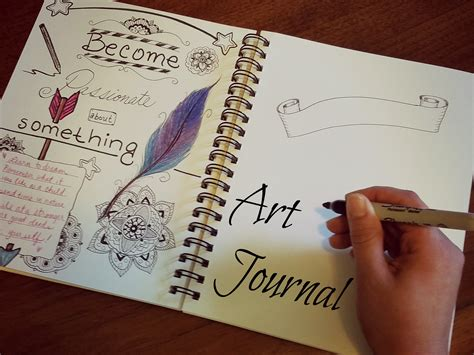 art journal layout paris art journal art supply guide