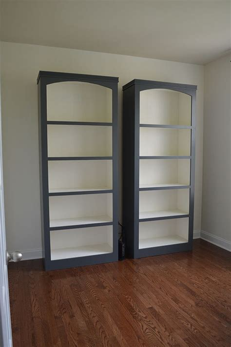 best paint for bookshelves 17 best ideas about grey bookshelves on grey