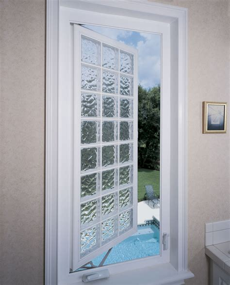 glass block windows for bathrooms glass block windows are great for a bathroom that s next