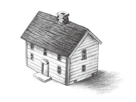 Haus Zeichnen by Haus Selber Zeichnen Anleitung Dekoking