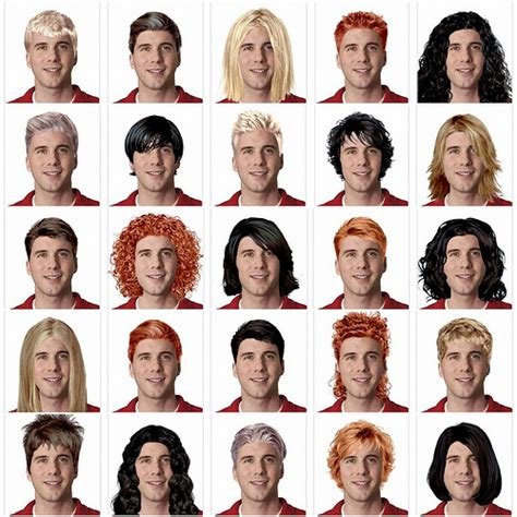 hairstyle ideas software virtual hairstyle makeover for guys hair