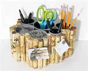 crafts from recycled items recycled desk unit the 3 r s