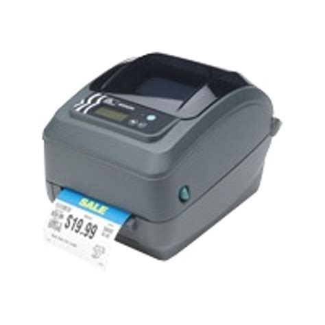 Printer Gk420t pcm zebra tech gk series gk420t label printer dt tt roll 4 25 in 203 dpi up to