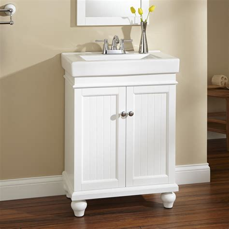 White Vanities For Small Bathrooms Small White Bathroom Vanities Home Decorations
