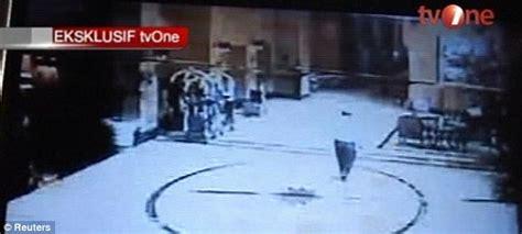 Cctv East Jakarta City Jakarta 13210 twelve dead as terror target manchester united s luxury hotel in bomb attacks