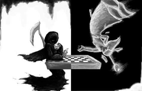 light and dark themes in heart of darkness dark vs light by fostic popcorn deviantart com on