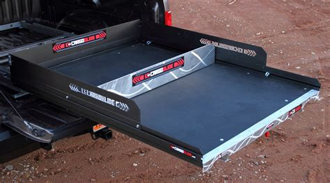 sliding truck bed cargoglide 1000 cargoglide 1500hd truck bed slides