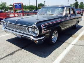 1964 dodge custom 440 same as coronet or polara 4 door