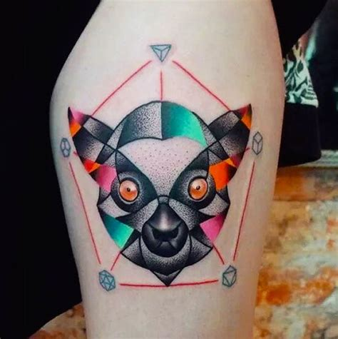 geometric johnny tattoo this tattoo artist s surrealist designs belong in the moma