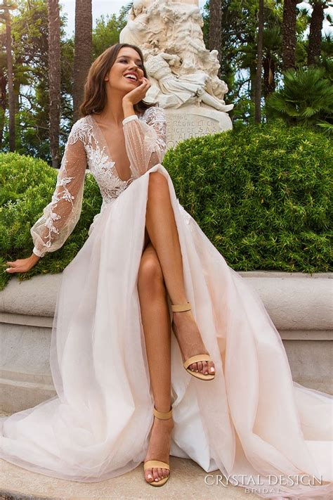 Wedding Wedding Dresses by Best 25 Sheer Wedding Dress Ideas On