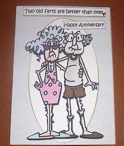 handmade greeting card 3d humorous happy anniversary with