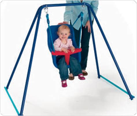 high baby swing highback baby seat blue tp toys