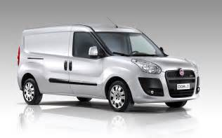 Fiat Diplo Official Ram Will Sell Fiat Doblo Vans In America