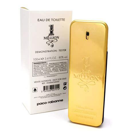 Parfum Original Paco Rabanne One Million Tester paco rabanne 1 million edt for 100ml new tester unit 11street malaysia eau de toilette
