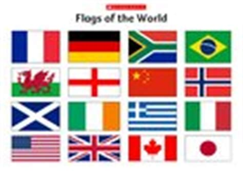flags of the world early years exploration and adventure early years teaching resource