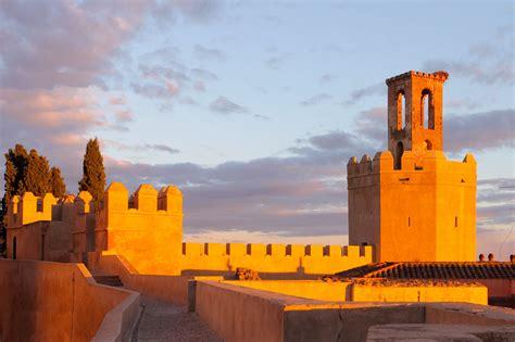 Spanish Houses alcazaba de badajoz