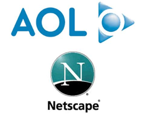 Aol Netscape | aol buys netscape this day in tech history