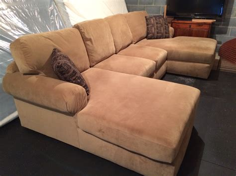 sofa mart johnson city tn letgo sectional sofa light brown f in johnson city tn