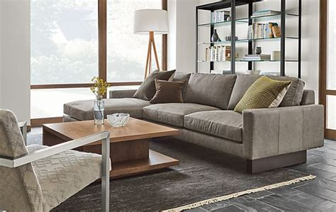 Room And Board Leather Sofa Room And Board Leather Sofa Copley And Clic Accent Tables How To Add An Table Thesofa