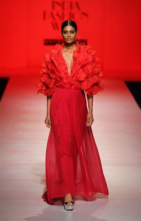 It Fashion fashion shows fashion shows in india vogue india