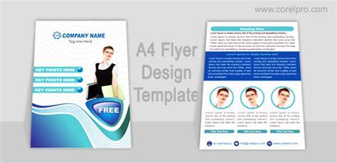 leaflet design basics download free corel draw flyers houstonmake