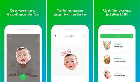 cara buat stiker line pakai foto sendiri cara gang bikin stiker dengan aplikasi line creators studio