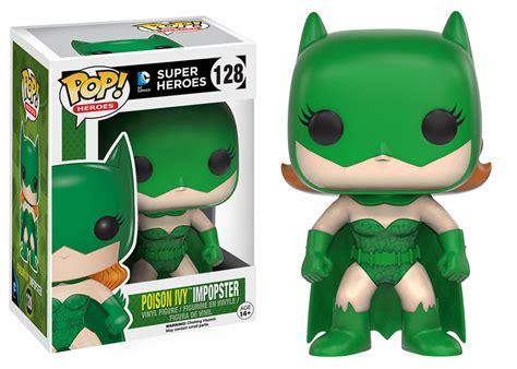 We43 Funko Pop Dc Universe Batman Funko Pop Batman Batgirl Impopsters Mightymega