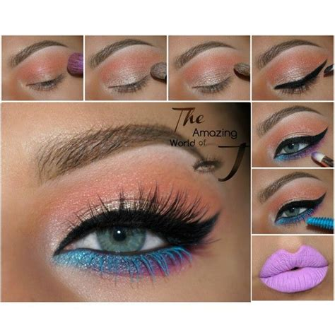 tutorial wardah eyeliner gel the 620 best images about makeup tutorials on pinterest