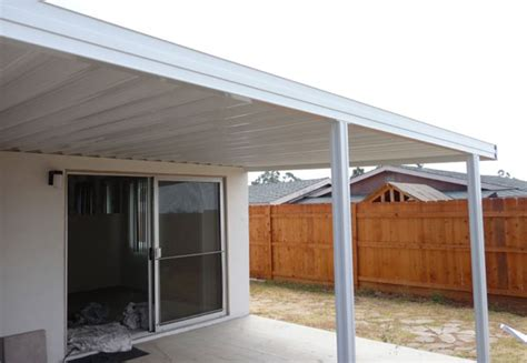 metal awning installation aluminum city san diego ca gallery patio covers window