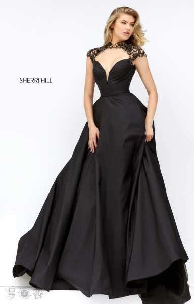 Mba Santa Clara Gown by Sherri Hill 50004 558 00 The Santa Clara Dress