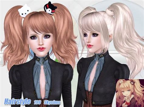 sims 3 anime hair 17 best images about sims s hair on pinterest special