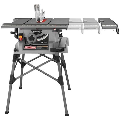 Craftsman 10 Portable Table Saw by Craftsman 34972 10 Quot Portable Table Saw Sears Outlet