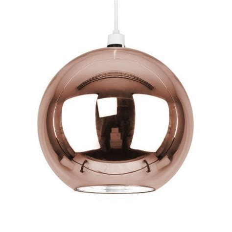 Brown Ceiling Light Shades Modern Copper Brown Glass Ceiling Pendant Light Shade Tonya Stollll