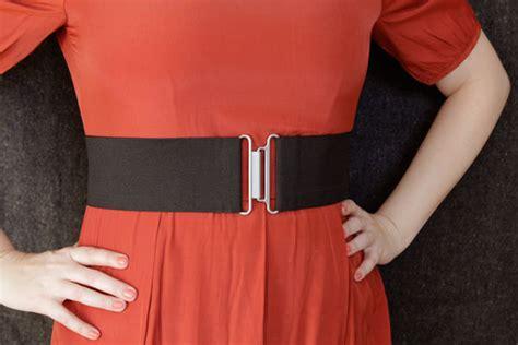 stretchy diy belts diy belts