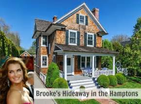 Nantucket Kitchen Island how brooke shields decorated her hamptons house
