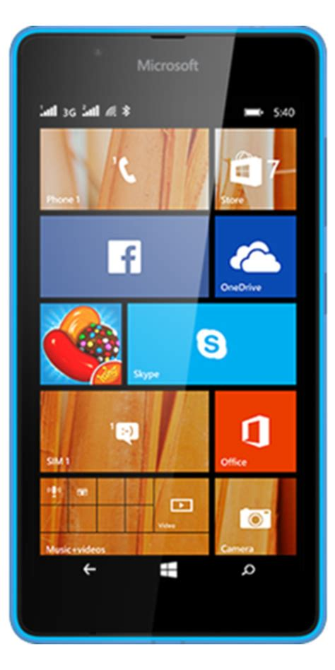 Nokia Microsoft 540 microsoft lumia 540 dual sim price specifications