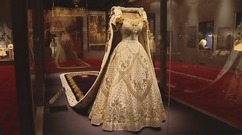 Buckingham Palace exhibition celebrates Queen Elizabeth's