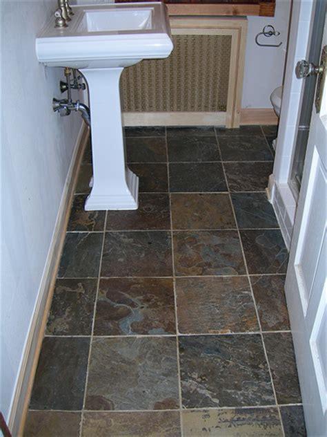 bathroom slate tile bathroom slate tile flooring flickr photo
