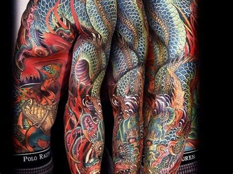 Japanese Tattoo Art Meanings | 125 impressive japanese tattoos with history meaning