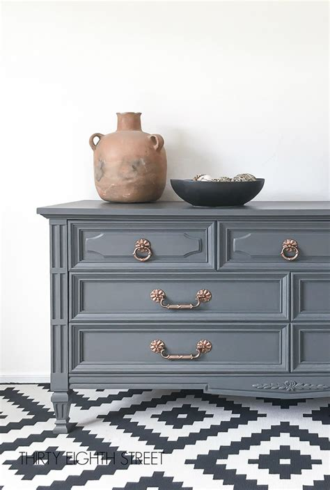 how to paint wood furniture with original paint
