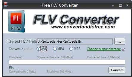 flv2mp3 mobile free flv converter 1 0