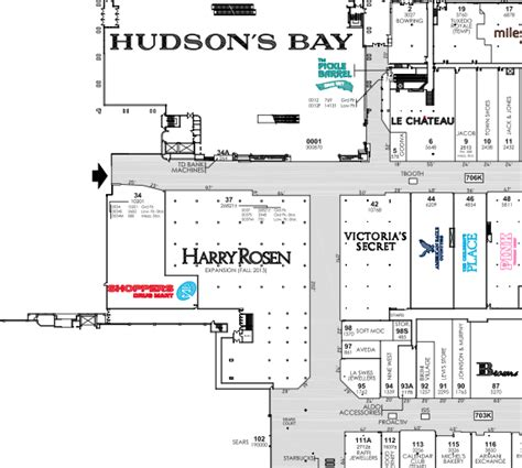 yorkdale floor plan harry rosen doubling the size of its toronto yorkdale store