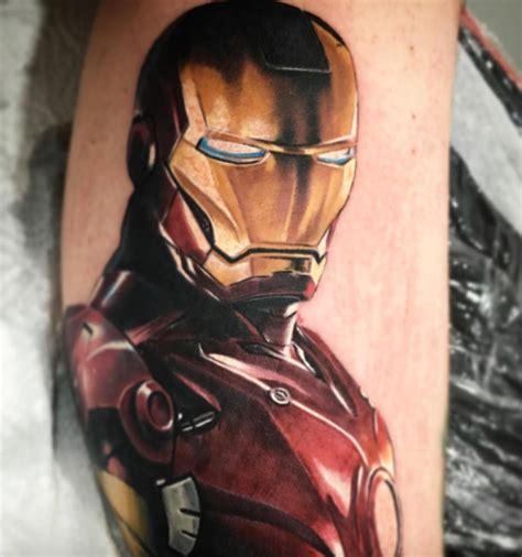 ironman tattoo tattoos marvel tattoos tattoos