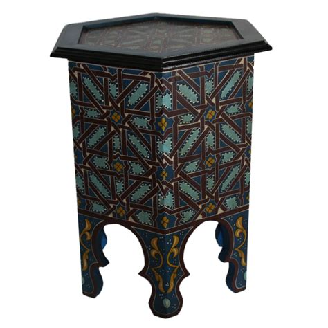 orientalische beistelltische marokkanischer holz beistelltisch faris bei ihrem orient
