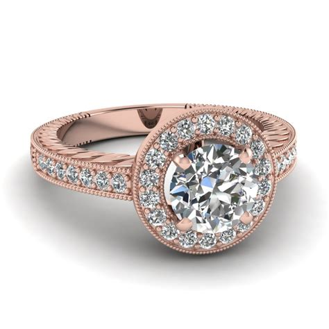 eheringe rosegold gold ring gold ring halo rings