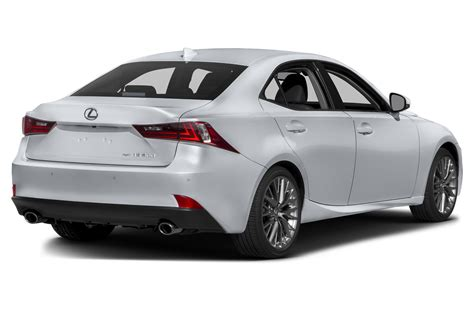 2016 Lexus Is 300 Price Photos Reviews Features