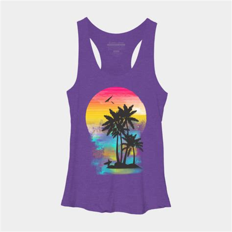 tank top coloring page color of summer tank top by clingcling design by humans
