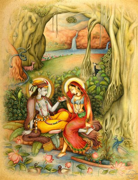 painting images radha krishna paintings desipainters